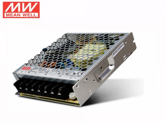 單組輸出電源供應器RS.LRS系列