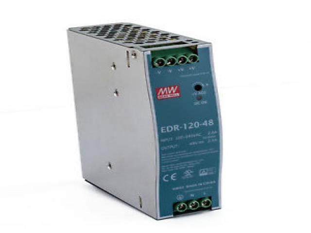 軌道型電源供應器EDR系列